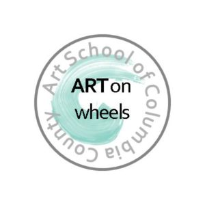 ASCC Art on Wheels logo