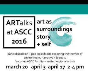 ARTalks 2016 graphic