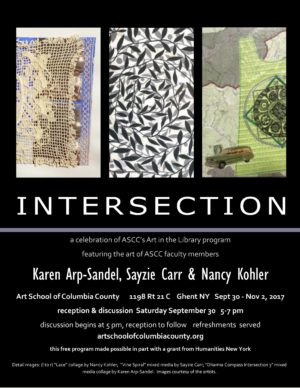 ASCC Intersection Arp-Sandel Carr Kohler